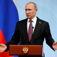 Fragile economy stays Putin's hand in standoff with U.S.