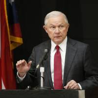Sessions threatens four 'sanctuary cities' with loss of crime-fighting assistance