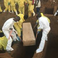 Sierra Leone mudslide death toll now over 1,000 but actual number killed may never be known