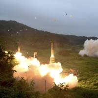 Pentagon reviewing missile guidelines with South Korea