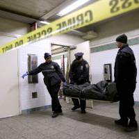 Grim NYC subway reality: Corpses sometimes kept in break rooms, lavatories