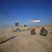 Tens of thousands of civilians feared trapped by Islamic State as Iraqi troops breach Tal Afar defenses