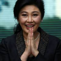 Former Thai leader Yingluck Shinawatra defiant as corruption verdict looms