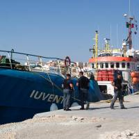 Italy seizes NGO rescue boat for allegedly aiding illegal immigration from Libya