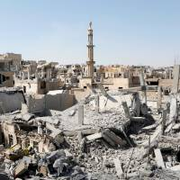 As Syria's battlefields shrink, U.S. and Russia military hotlines hum