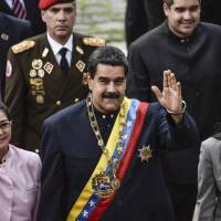 Trump threatens crisis-hit Venezuela with 'military option'