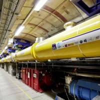 Mammoth X-ray laser set to take snapshots of chemical and subatomic processes