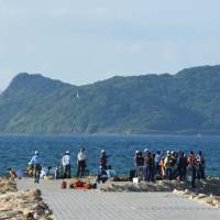 Bodies of father and son wash up on Fukuoka beach
