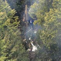 Husband and wife killed in Nara plane crash after attempting to return to Osaka