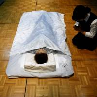 Drop-dead beautiful: Japan undertakers show their skill on preparing bodies for the 'other world'