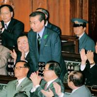Tsutomu Hata, known for brief stint as prime minister, dies at 82