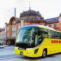 Resurgent Hato Bus cashing in on uptick in domestic travel to Tokyo