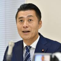 Hosono signals intent to reach agreement with Koike ally, possibly launch new party by year-end