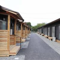 First 57 temporary homes built for displaced residents of disaster-hit Fukuoka