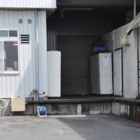 No toxic bacteria has been found in food samples taken from this local factory in Takasaki, Gunma Prefecture, after potato salad produced there caused E. coli food poisoning earlier this month. | KYODO