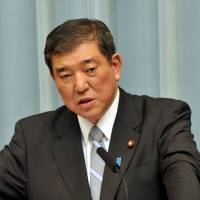 Ishiba top pick for next prime minister: poll
