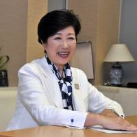A year on, Tokyo Gov. Yuriko Koike has more plans to reform the capital