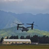 Ospreys cleared to continue flying in Japan despite fatal MV-22 collision with ship off Australia