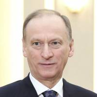Nikolai Patrushev | REUTERS / VIA KYODO