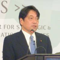 Abe eyes party rival Noda, former defense chief Onodera in Cabinet shake-up, sources say
