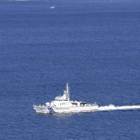 Two killed, one missing after boat, barge sink off Nagasaki Prefecture