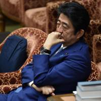 Opposition camp fears Abe may call snap election in October