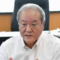 Olympics minister Shunichi Suzuki hopes 2020 Games will spur disaster reconstruction progress