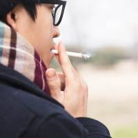 Japan's tobacco tax revenue is likely to shrink by more than ¥50 billion this year as more smokers switch to heated tobaccos. | ISTOCK