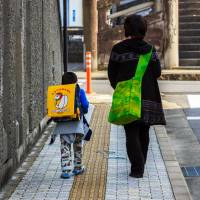 The 'relative poverty rate' among single-parent households in Japan is about 50.8 percent. | ISTOCK