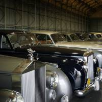 Road-worthy: Wakui Museum boasts the country's largest collection of Rolls-Royces and Bentleys. | PARKER J. ALLEN