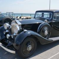 Former Prime Minister Shigeru Yoshida used to own this 1937 Rolls-Royce. | PARKER J. ALLEN
