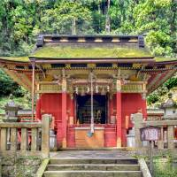 Searching for traces of a mountain mystic in rural Aichi