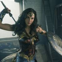 Show of force: Gal Gadot made use of her real-life military training in 'Wonder Woman,' one of the latest films in the blockbuster superhero genre that is dominating American cinema. | © 2017 WARNER BROS. ENTERTAINMENT INC. AND RATPAC-DUNE ENTERTAINMENT LLC
