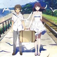 A new way of seeing things: Norimichi and Nazuna are the young sweethearts at the center of Akiyuki Shinbo's animated film 'Fireworks, Should We See It from the Side or the Bottom?' The pair are voiced by Masaki Suda and Suzu Hirose, respectively. | ©2017 'FIREWORKS, SHOULD WE SEE IT FROM THE SIDE OR THE BOTTOM?' PRODUCTION COMMITTEE