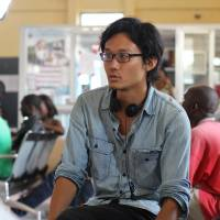 Universal story: Takeshi Fukunaga chose to focus on a Liberian immigrant experience for his film 'Out of My Hand,' but drew on some of his own experiences as an immigrant to the United States during the process.