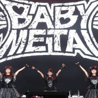 Metal queens: The group Babymetal proved its stadium cred at this year's Summer Sonic music festival. | © SUMMER SONIC ALL RIGHTS RESERVED