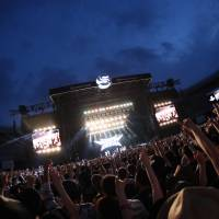 Girls aloud: Babymetal packed Chiba's Zozo Marine Stadium during its Summer Sonic set. | © SUMMER SONIC ALL RIGHTS RESERVED
