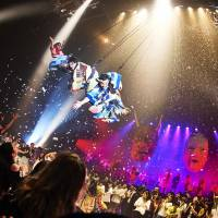 Old and new: 'Fuerza Bruta Wa! — Wonder Japan Experience' presents traditional elements of this country's culture with a modern twist, a mix that's designed to satisfy both locals and a growing tourist audience. | © KEIKO TANABE