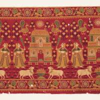 'Hatanaka Kokyo Collection: Masterpieces of Old Indian Textiles'