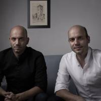 Thomas (left) and Mathias Suhring will hold collaboration events at Florilege in Jingumae on Aug. 10 and 11.   COURTEST OF SUHRING