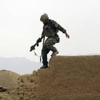 The war in Afghanistan that goes on forever