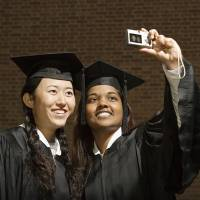 Brief encounters: The number of Japanese enrolled at foreign universities is falling, but figures from the Japan Student Services Organization show an overall increase in Japanese studying abroad. But 61 percent of these students are on trips lasting less than a month.   ISTOCK