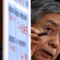 Whether Bank of Japan Gov. Haruhiko Kuroda is replaced or not when his term ends next April, the next few years look sure to bear his imprint. | BLOOMBERG