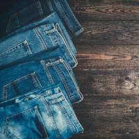 Ideal blues: For some denim fans finding the perfect pair of jeans is worth paying through the nose for. | ISTOCK