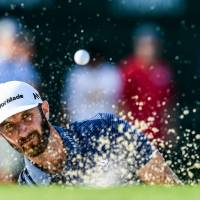 Johnson lives up to billing by edging Spieth for Northern Trust title