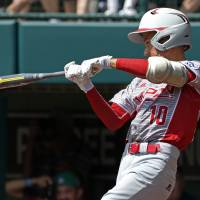 Japan routs Mexico to book spot in LLWS championship final