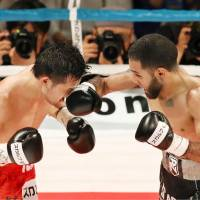 Mexican challenger Nery claims WBC bantamweight title with fourth-round TKO of Yamanaka