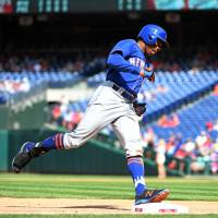 Dodgers acquire veteran outfielder Granderson from Mets
