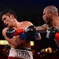 Cotto  outpoints  Kamegai to capture WBO junior middleweight title
