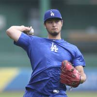 After stint on DL, Darvish ready for return to mound